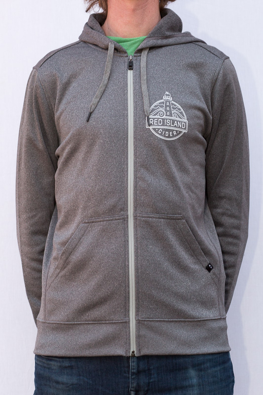 Men's Grey Fleece