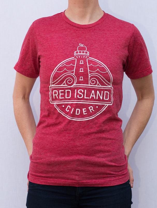 Unisex Red T-Shirt