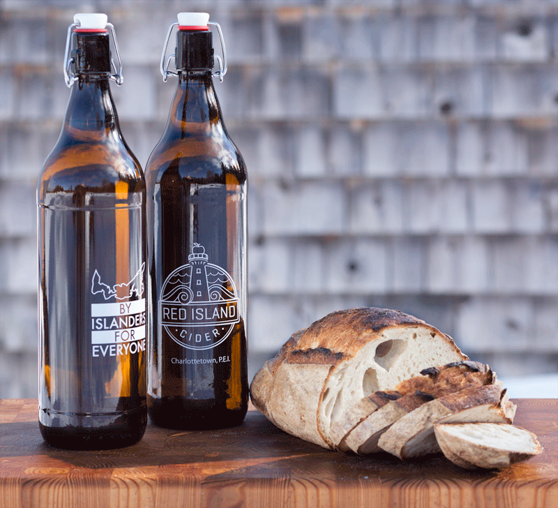 Weekly Cider and Bread