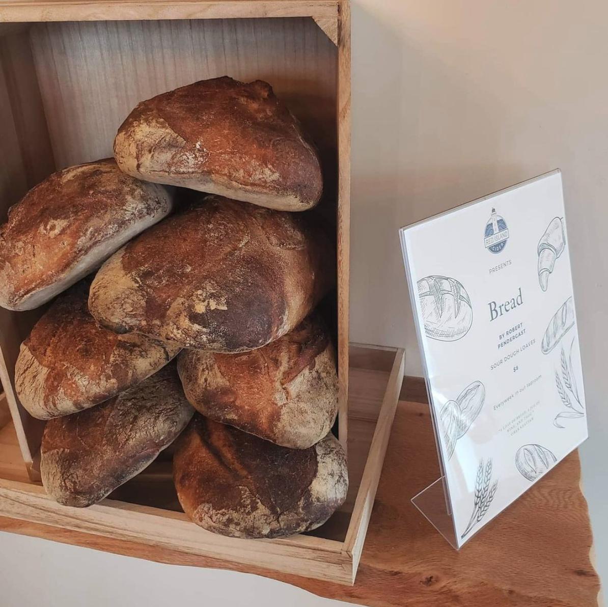 Pendergast Bread